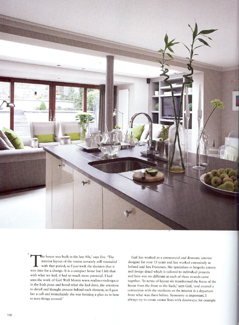 Ireland's Homes Interiors and Living - Feb 2012 c