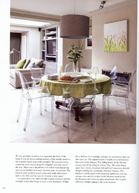 Ireland's Homes Interiors and Living - Feb 2012 e