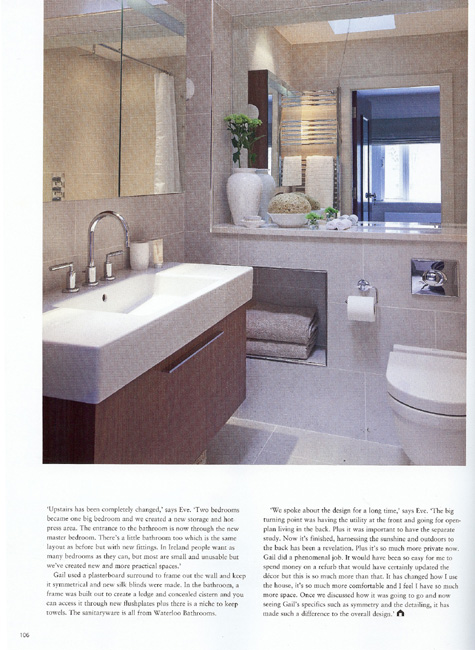 Ireland's Homes Interiors and Living - Feb 2012 i