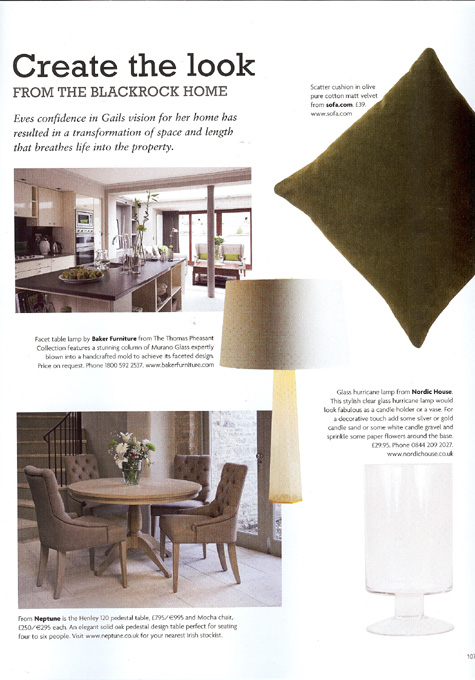 Ireland's Homes Interiors and Living - Feb 2012 j