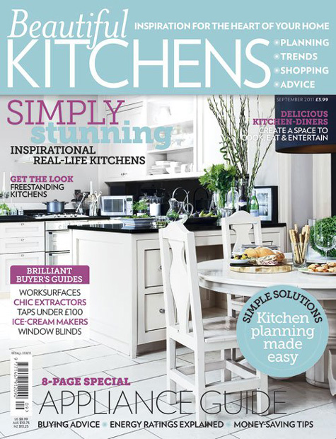 Beautiful Kitchens Sept 2011 a