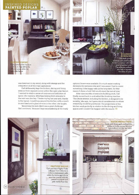 Beautiful Kitchens Sept 2011 f