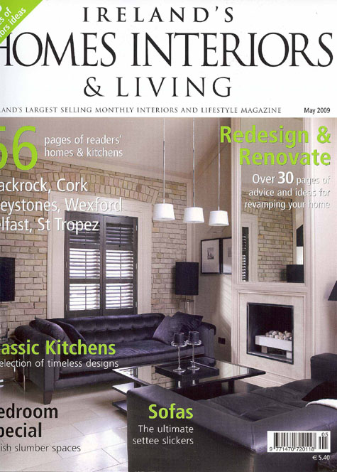 Ireland's Homes Interiors and Living May 2009 a