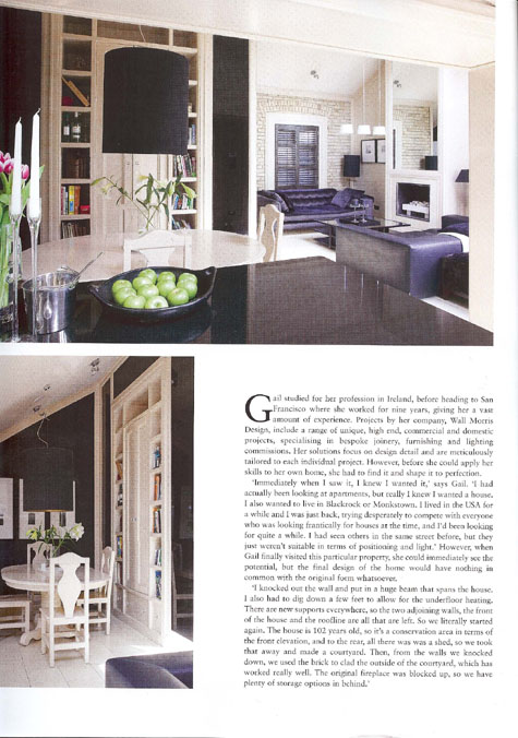 Ireland's Homes Interiors and Living May 2009 d
