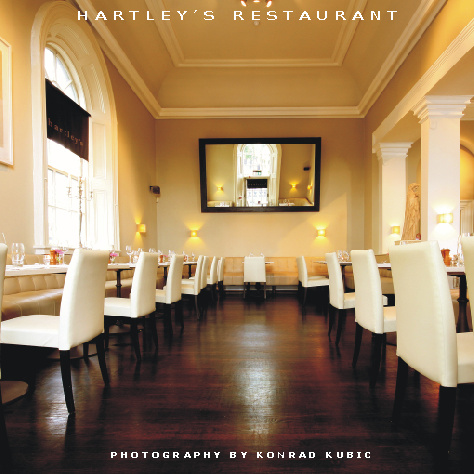 Hartley's Restaurant, Dun Laoghaire | Wall Morris Design | www.wallmorrisdesign.ie