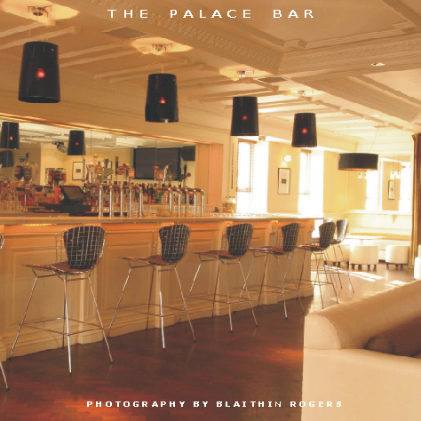 The Palace Bar | Wall Morris Design | www.wallmorrisdesign.ie