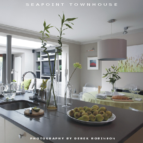 Seapoint Townhouse, Private Residence | Wall Morris Design | www.wallmorrisdesign.ie
